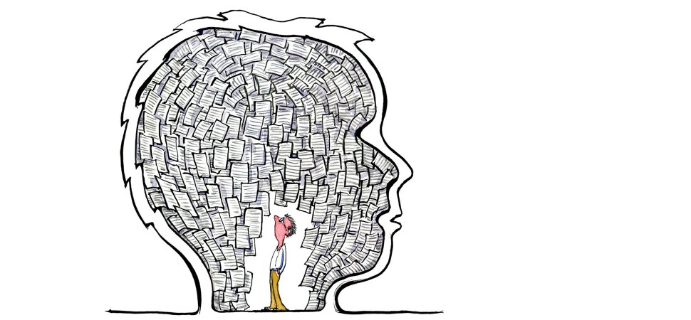 What Brain Science Says About Getting More Organized