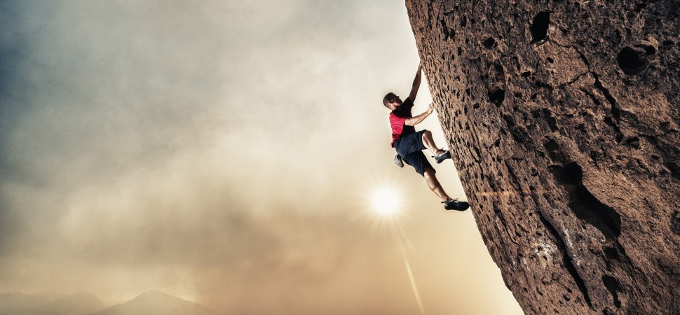How To Overcome Adversity —The Big Bounce Back